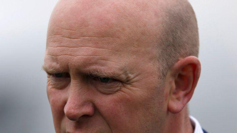 Trainer Owen Burrows