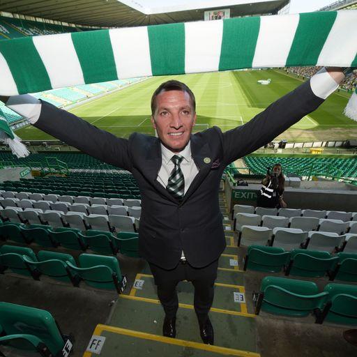 Celtic sign Dembele