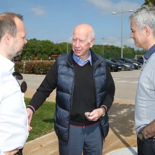 Charlton welcomes Mourinho