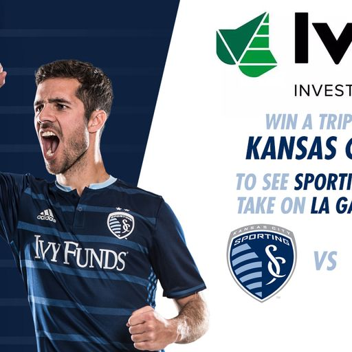 Win a trip to Kansas City, USA!