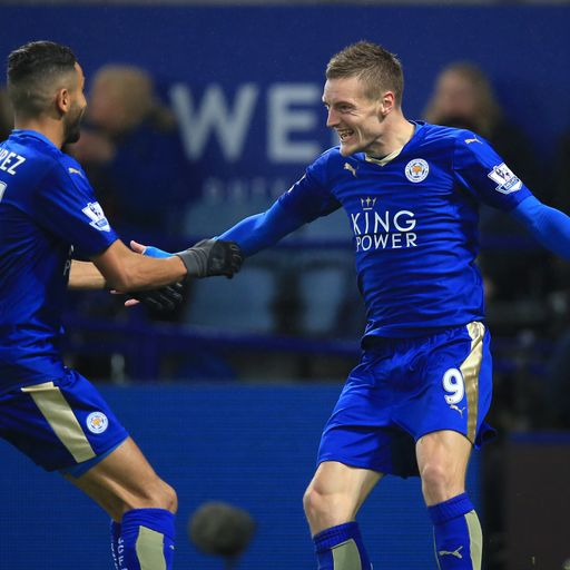 Would Vardy suit Arsenal?