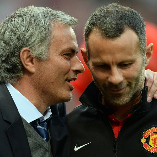 Jose wants to retain Giggs