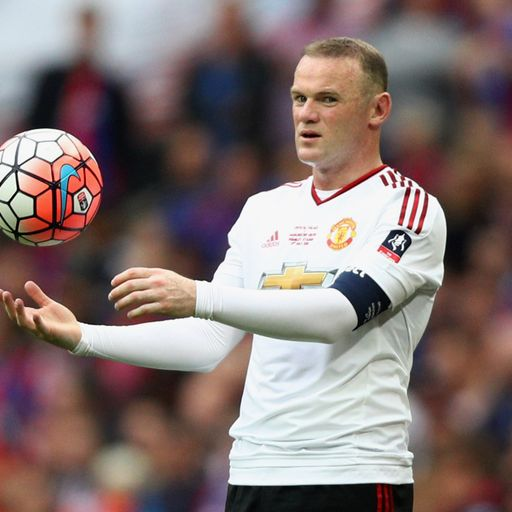 Rooney 'excited' by Mourinho