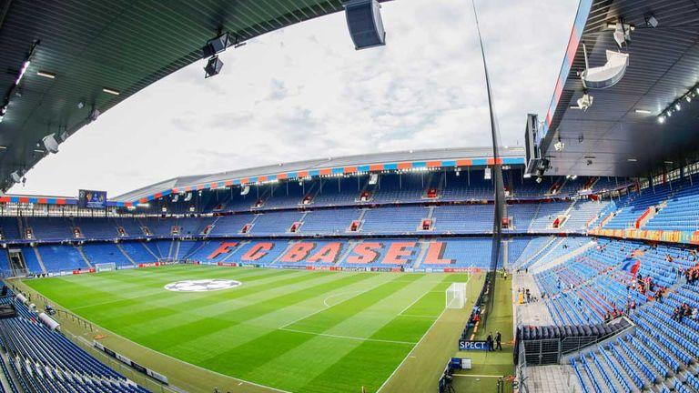 Europa League final venue St Jakob-Park holds just 35,000