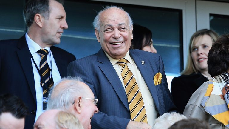 Assem Allam is expected to back Hull's new manager with transfer funds