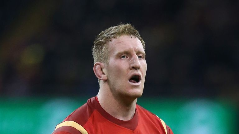 Bradley Davies has spent two years with Wasps since joining from Cardiff Blues