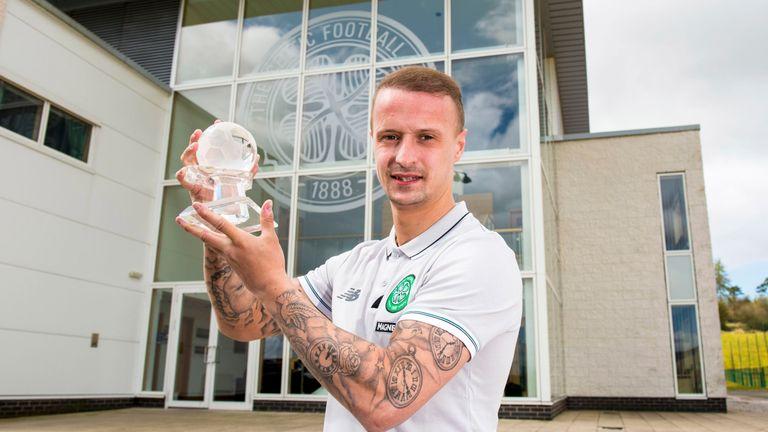 Leigh Griffiths vows to bulk up to nail down Scotland spot next season