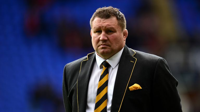 Dai Young's Wasps are up against it to confirm a Champions Cup place