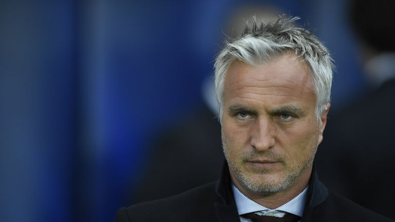 David Ginola had a heart attack while playing football with friends