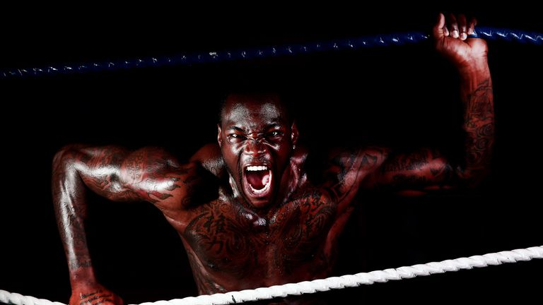 Deontay Wilder is keen to get back to work against Chris Arreola