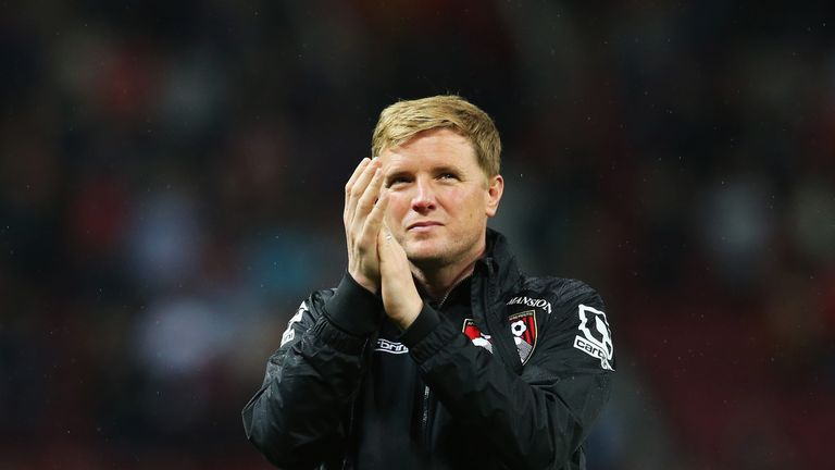 Eddie Howe is looking to shape his squad ahead of the new Premier League season
