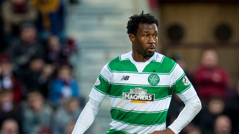 Efe Ambrose is out of favour under Brendan Rodgers