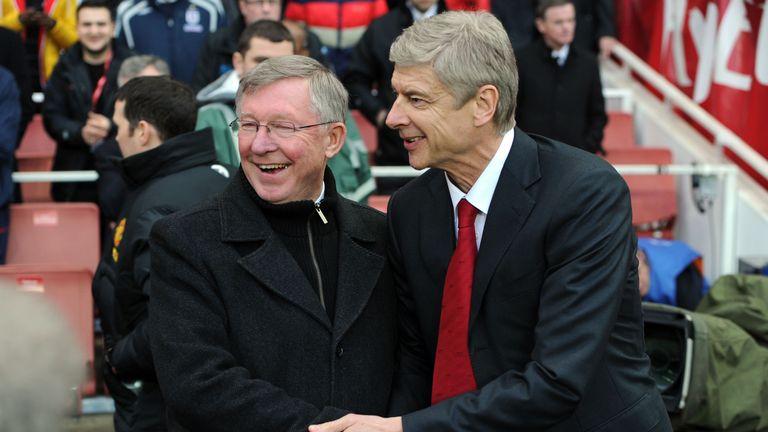 Sir Alex Ferguson believes Arsene Wenger should be respected