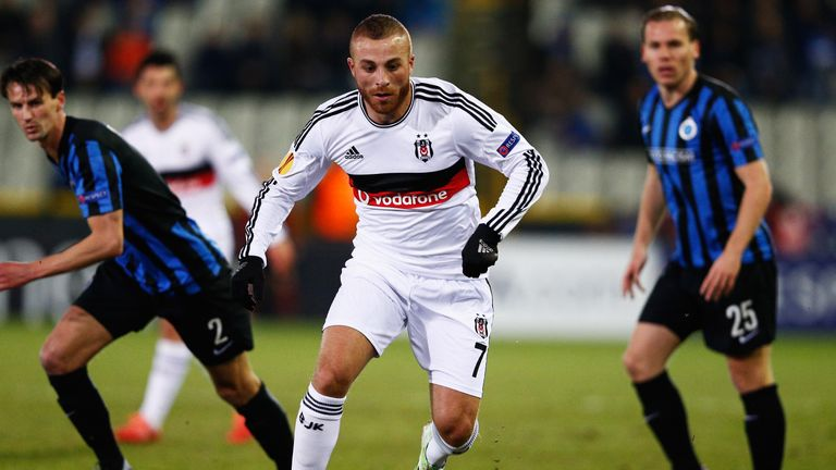 Gokhan Tore could return to London after a spell as a Chelsea youth player