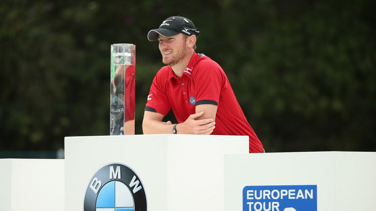 Wood claimed more silverware at Wentworth last month