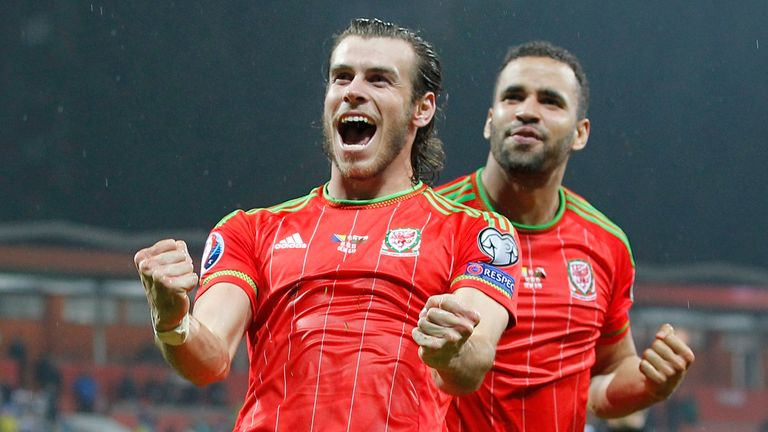 Hal Robson-Kanu has formed a good partnership with Gareth Bale