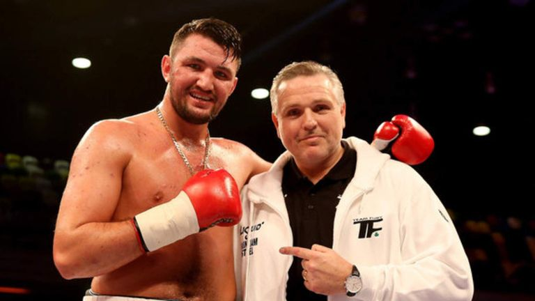 Hughie Fury will not fight Dillian Whyte for IBF title