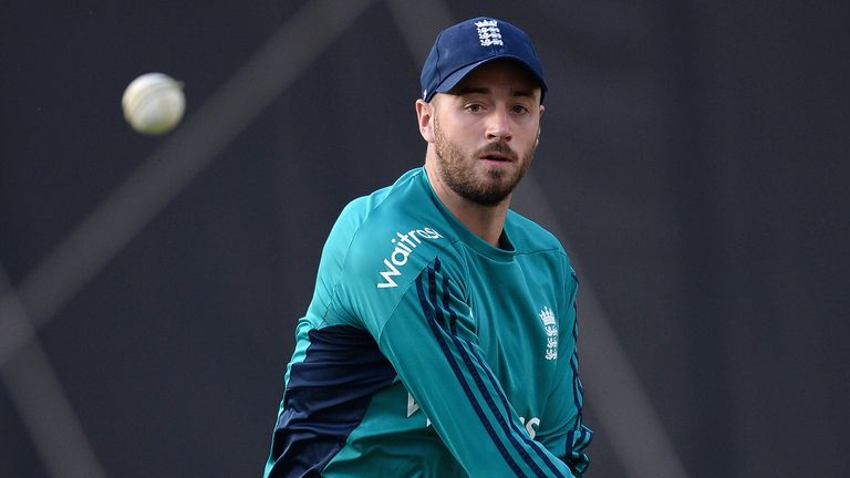 Hampshire's James Vince is included in the ODI squad
