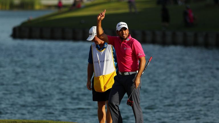 Jason Day eased to a wire-to-wire victory at TPC Sawgrass last month
