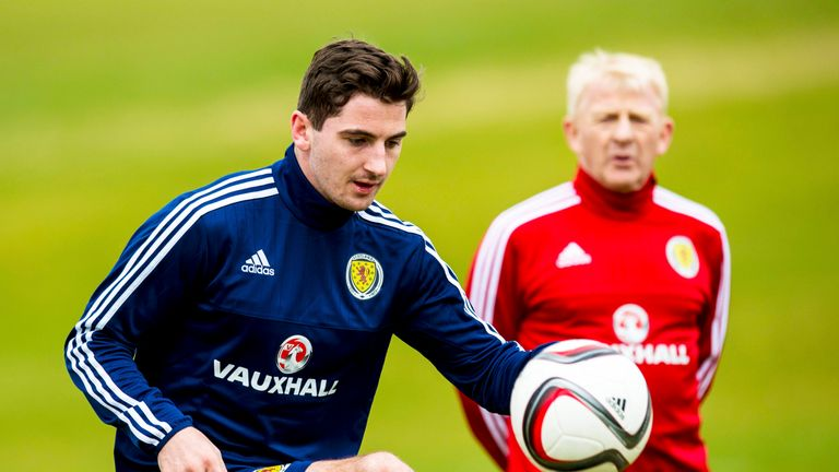 Aberdeen's Kenny McLean has also dropped out of Gordon Strachan's Scotland squad