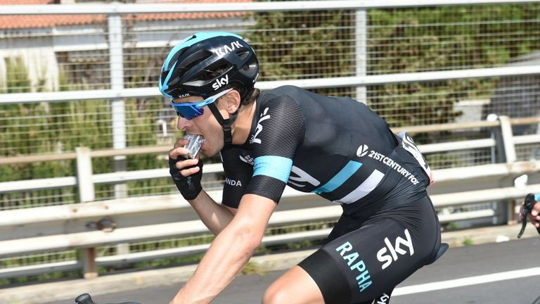 Mikel Landa will miss the race with a hip problem