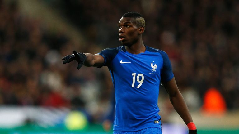 Paul Pogba could be on his way to Real Madrid this summer