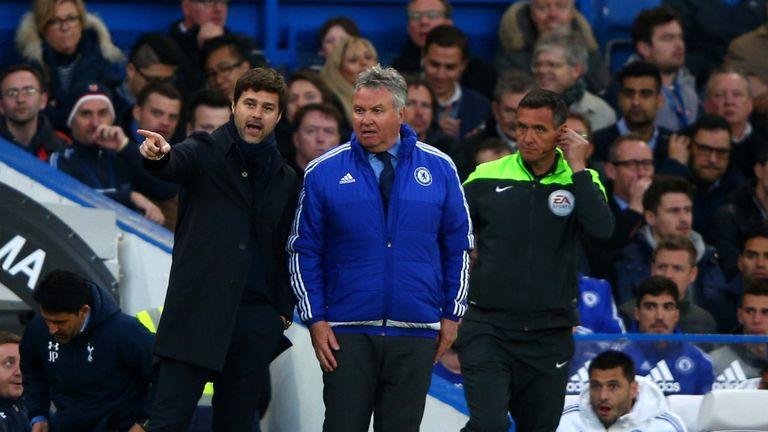 Guus Hiddink revealed Claudio Ranieri called to thank Chelsea
