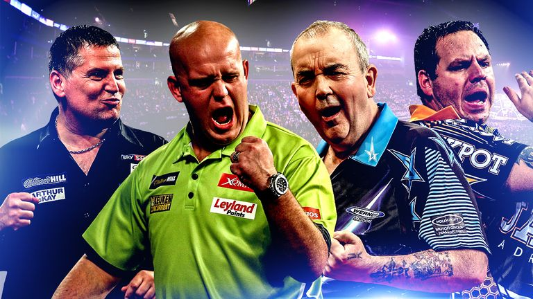 World Matchplay gets underway on Saturday on Sky Sports