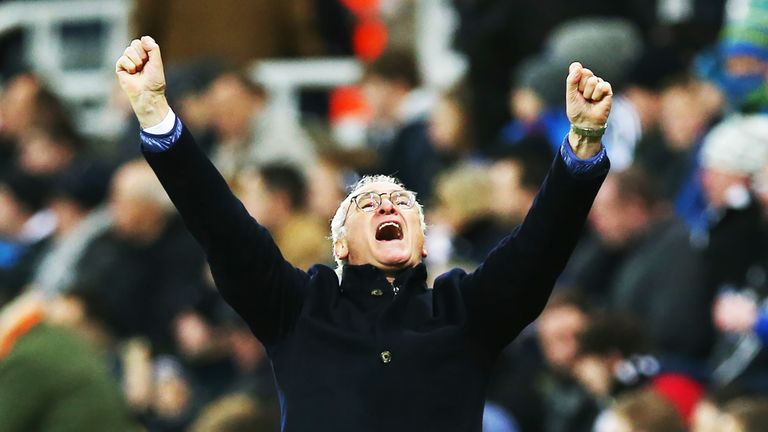 Claudio Ranieri has enjoyed a successful return to the Premier League