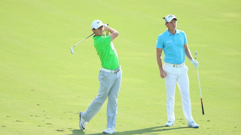 Willett narrowly lost out on the Race to Dubai title to Rory McIlroy last season
