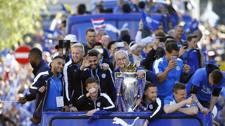 Leicester City - Premier League Title Winners Parade