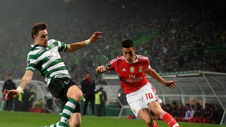 Sebastian Coates joined Sporting Lisbon on loan in January