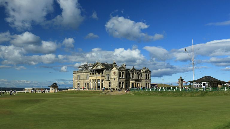 St Andrews opened its membership policy to women in 2014
