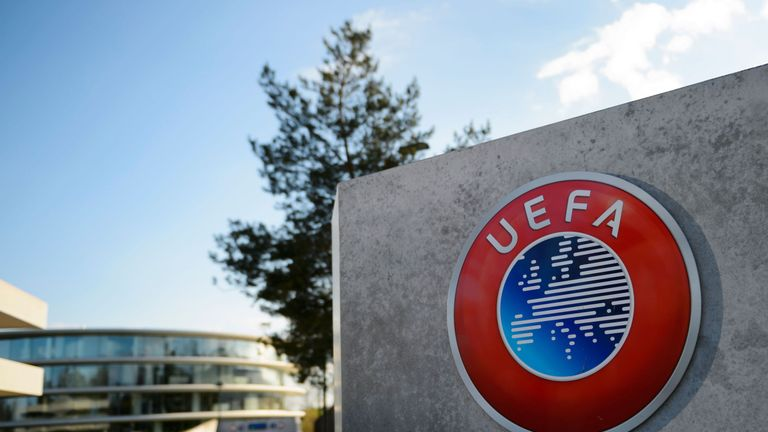UEFA will elect a new president in September