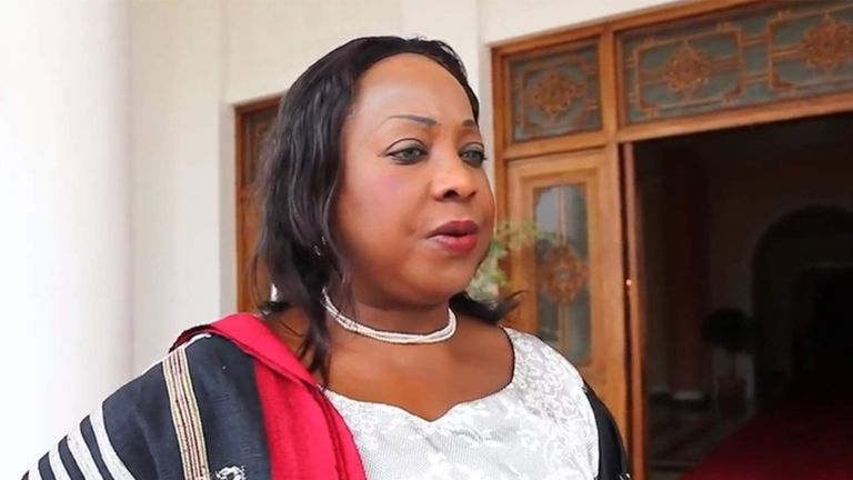 FIFA secretary general Fatma Samoura is a former United Nations official