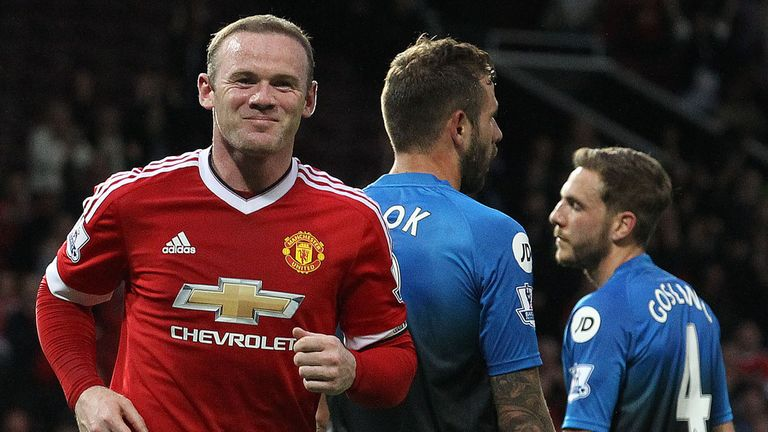 Manchester United striker Wayne Rooney is 'excited' to play under Jose Mourinho