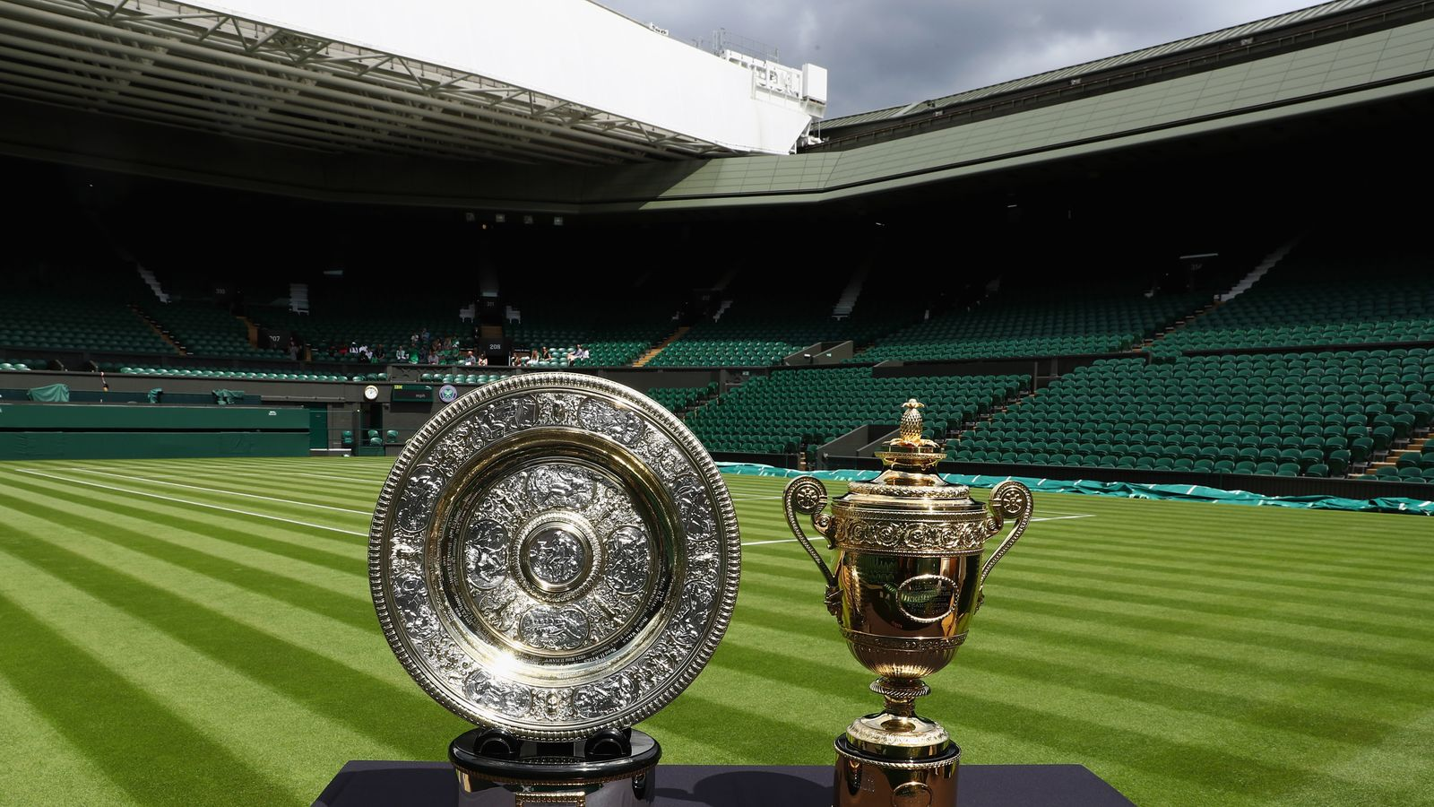 best service 5d680 0e7be Wimbledon Order of Play - All England Lawn Tennis Championship