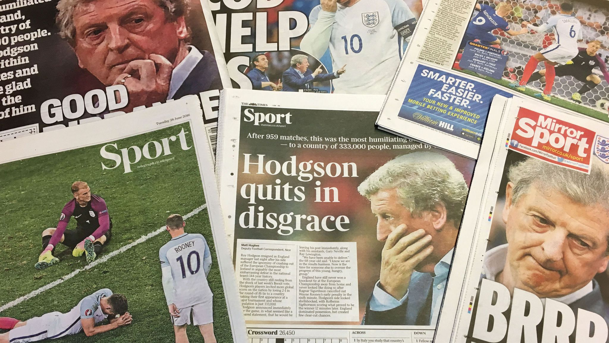 Image result for list of uk newspapers sport image