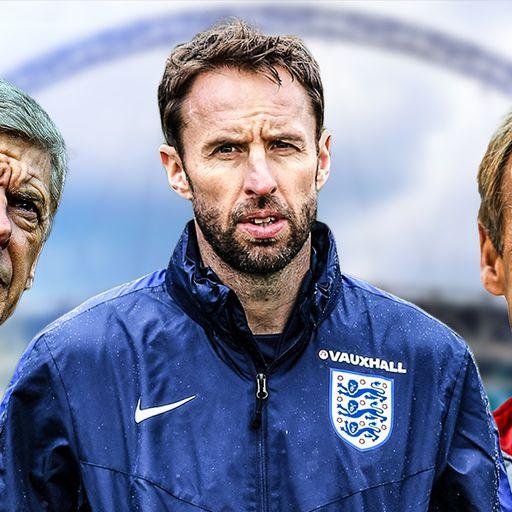 England launch three-point plan