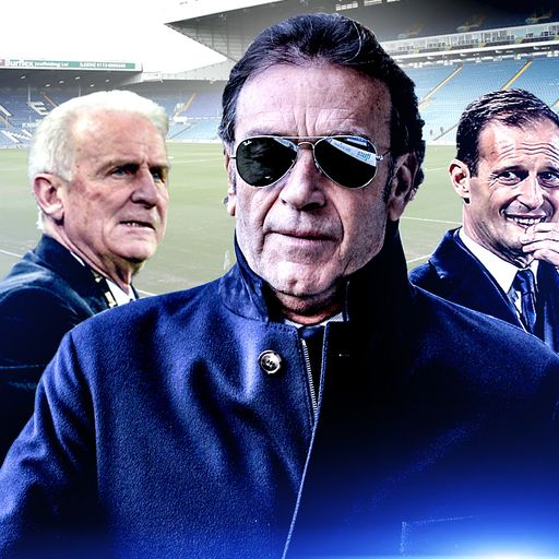 Cellino's 43 managers