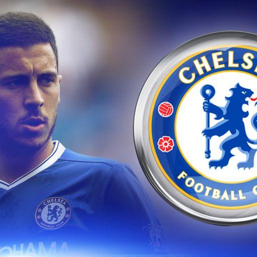 Chelsea fixtures 2016/17