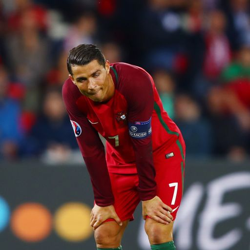 Ronaldo's worst penalty season