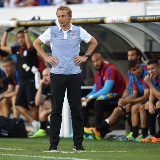 Your next England boss?