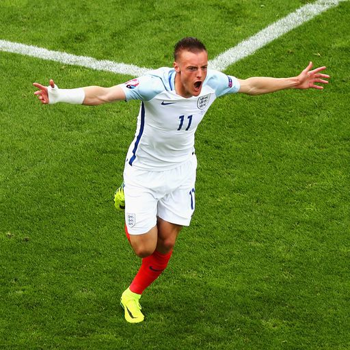 Vardy doing things his own way