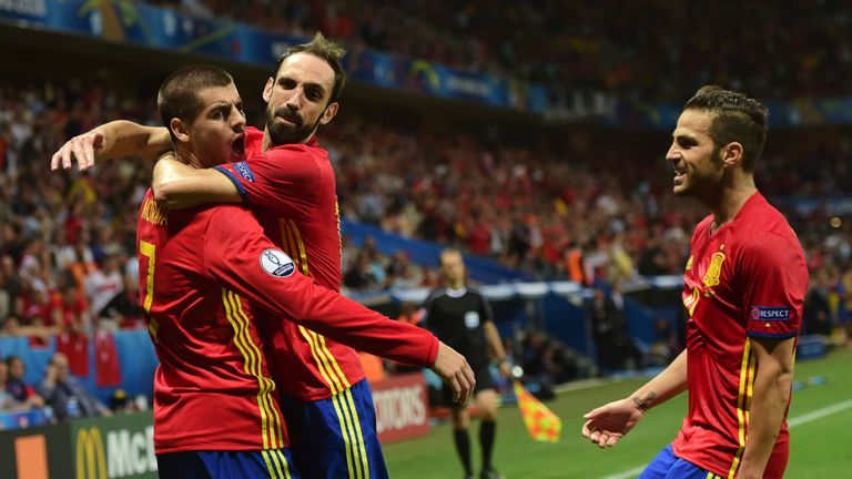 Spain's 3-0 win over Turkey was possibly the best performance of Euro 2016 so far