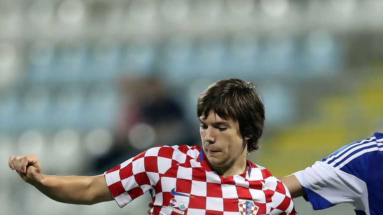 Ante Coric is a target for English, Italian and German clubs this summer