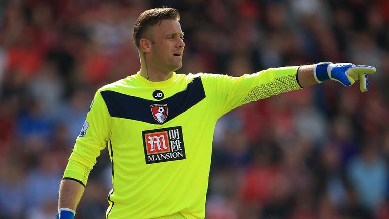 Southampton goalkeeper Artur Boruc moved to Bournemouth