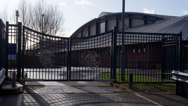 Rangers chairman Dave King has invited fans to choose a new title for Murray Park
