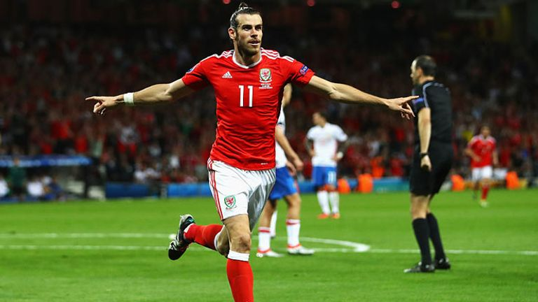Gareth Bale has netted three times at Euro 2016