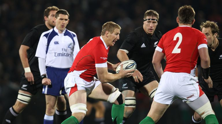 Wales made a promising start to the match before the All Blacks took control